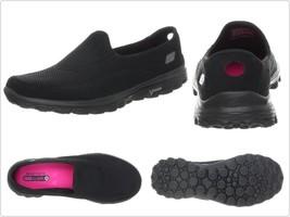 Skechers Performance Womens Go Walk 2 Slip-On Mesh Walking Shoe 7.5 M US... - £34.30 GBP