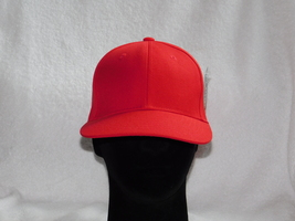 Linear Design Imports Corp Fitted 7 1/2 Baseball Cap 100% Acrylic - New