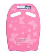 Floaties The Original KICK BOARD, PINK BUTTERFLIES (2-6 yrs) ~NEW~ - $11.99