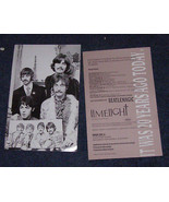 Beatles Sgt Pepper's lonely hearts club band 20th Anniversary show Limel... - $14.99