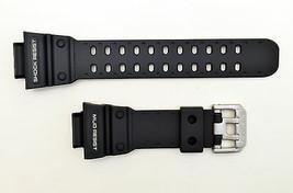 Genuine Casio ORIGINAL Watch band G-Shock BLACK Strap Rubber GX-56  GXW-56  - $75.95
