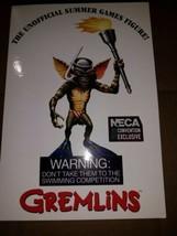 Neca Gremlins Sdcc 2020 Exclusive Summer Games Figure Stripe New Fast Ship - $55.00