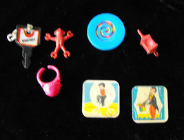 Toy Lot Rabbit in hat magic trick 3d flicker toy ring thing premium Crac... - $16.99