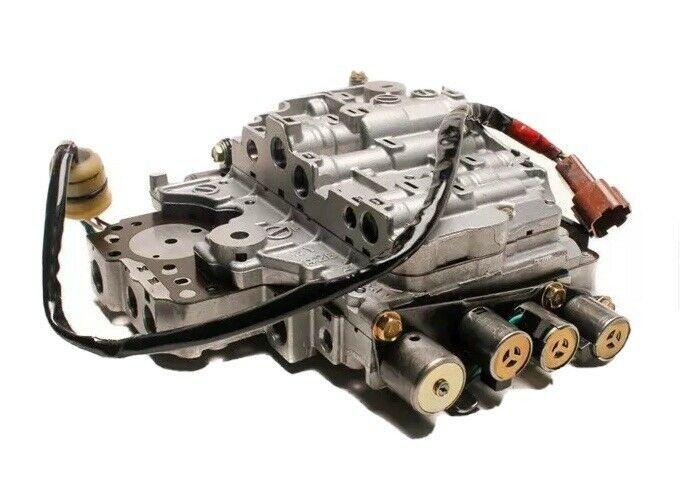 RE4F04A Nissan Transmission Valve Body And Solenoids 1992-2000