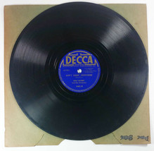 Bob Crosby Drummer Boy Aint Goin Nowhere Record 10in Vintage Decca Jess ... - £8.02 GBP
