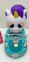 Feisty Pets Glenda Glitterpoop Reckless Racer Pull Back & Go Car Fun Toy Zoom - $7.91