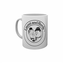 Laurel & Hardy Stamp Mug Gift Box - $14.99