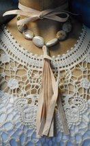 LONG Jolori Designer Necklace gorgeous gemstone... - $48.99