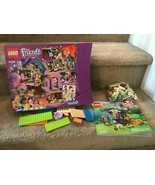 Lego friends Mia's Tree House 41335 Pre-owned with instructions and box - $34.60