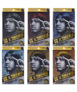 """Red by Kiss Bow Wow X Power Wave Crushed Velvet Men's Durag 40""""x3"""" Tails... - $8.95"""
