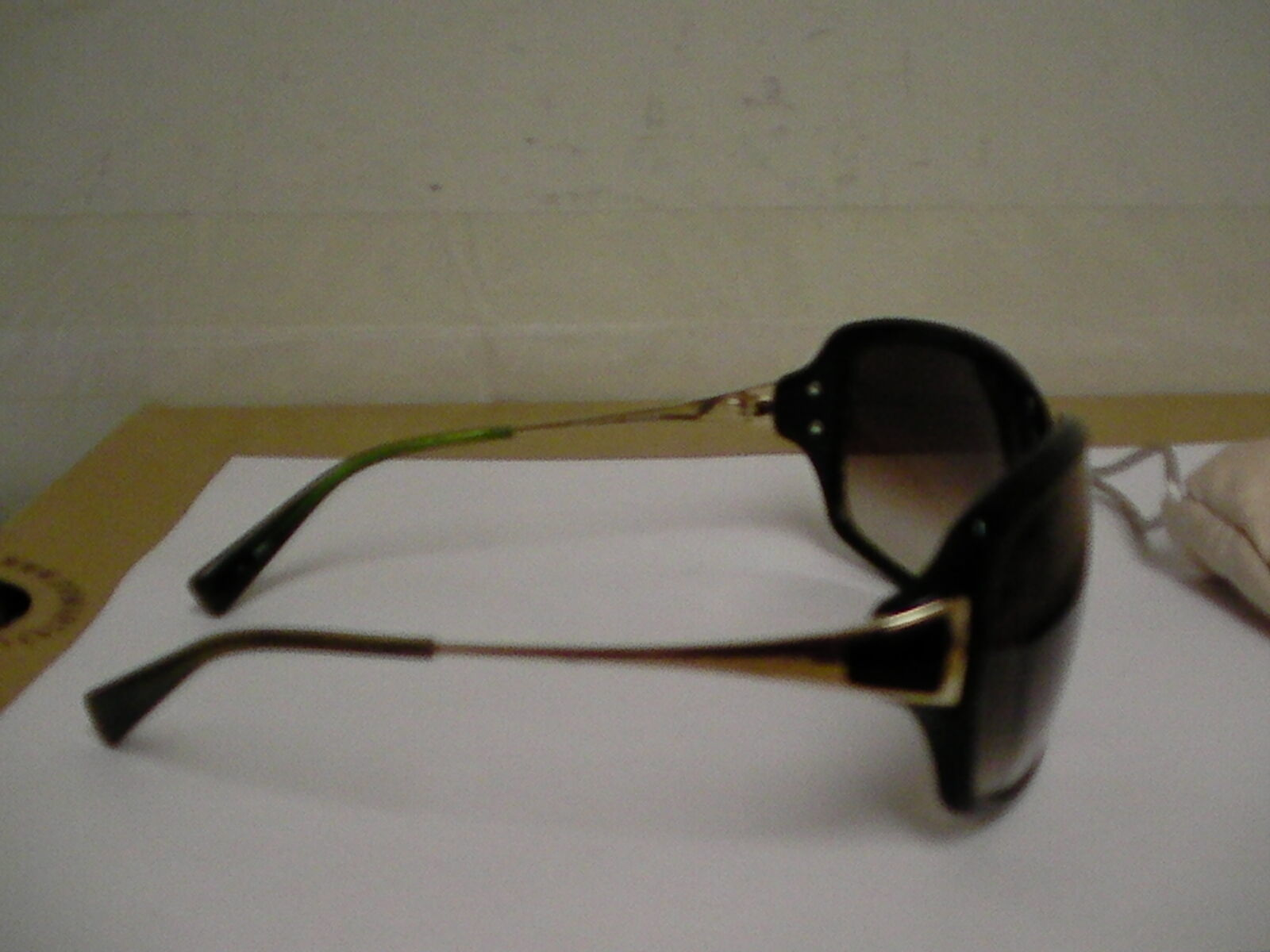 Oliver peoples new sunglasses womens dulaine 61/17 brown lenses made in japan image 3