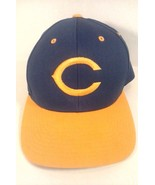 CHICAGO BEARS NFL BASEBALL HAT CAP BLUE YELLOW  FREE SHIPPING! - $17.00