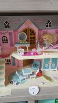 Mimi World Let's Play in a Two story House Dollhouse Doll Role Play Toy Set image 6