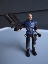2010 Lanard The Corps Boulder Action Figure with Weapon - $11.74