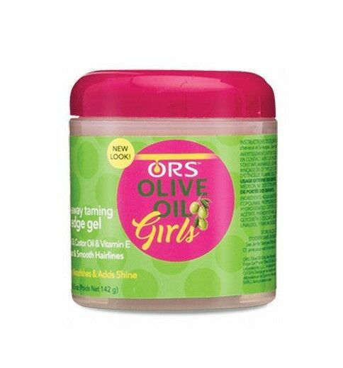 Primary image for ORS Olive Oil Girls Fly-Away Taming Gel 5 fl.oz