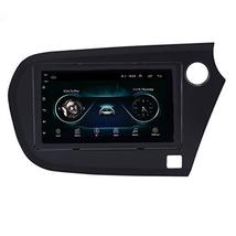 7 inch Android 9.0 Car Radio GPS Navigation for Honda Insight 2009-2016 RHD with - $162.16