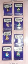 Disney 1994 Snow White and the Seven Dwarfs Collectors Series Pins 8 Character - $19.99