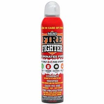 Mini Firefighter MFF01 Purpose Extinguisher Classes ABCK Gasoline, Kitch... - $24.56