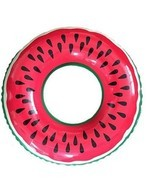 Inflatable Raft Boat PVC Beach Swim Ring Buoy Swimming Pool Floating Wat... - $30.83