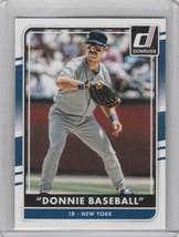 2016 Panini Donruss  #186 Don Mattingly Donnie Baseball - $4.75