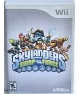 Skaylanders Swap Force- Nintendo Wii Games - $20.00