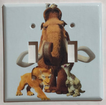 Ice Age Light Switch Duplex Outlet & more wall cover plate Home decor image 2