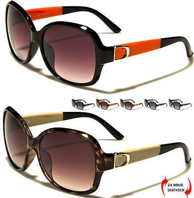 NEU Äugig Mode Cat Eye Damen fahren Farbverlauf Qualität Sonnenbrille UV qPScLbka