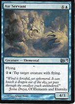 Magic the Gathering Card- Air Servant - $1.00