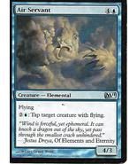 Magic the Gathering Card- Air Servant - $1.00