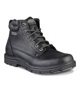 Men's SKECHERS Relaxed Fit Segment Amson Boot, 64593 /BLK Size 13 Black - £86.01 GBP