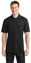 Port Authority K555 Men's Soft Stretch Polo Shirt - Black - $19.58+