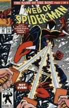 The Web of Spider-Man #85 VF/NM 1992 Marvel Comic Book - $1.89