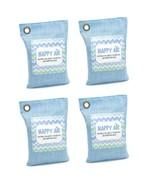 NATURAL AIR PURIFYING BAMBOO CHARCOAL BAGS HAPPY AIR - $14.50