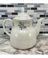 Royal Doulton Vogue Collection Rhapsody TC1165 TEAPOT LID English Porcel... - $35.59