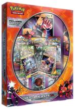 Pokemon Ultra Beasts Premium Collection Box Buzzwole GX SM4 8 Booster Pa... - $51.99