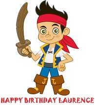 Jake and the Neverland Pirates Edible image Cake topper decoration - $8.99
