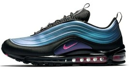 "NIKE AIR MAX 97 LX ""THROWBACK FUTURE"" SIZE 9 NEW FAST SHIPPING (AV1165-001) - $139.55"