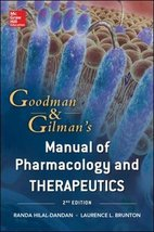 Goodman and Gilman Manual of Pharmacology and Therapeutics, Second Editi... - $42.75