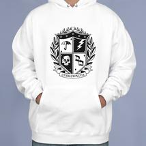 Umbrella University Crest Unisex Pullover Hoodie S-3XL White - $31.00+
