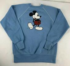 Vintage Disney Sweatshirt Mickey Mouse Boys Child XL 14-16 USA Crewneck ... - $49.99