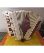 120 Bass Ladies Size UMI Accordion - $900.00