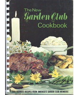 1979 The New Garden Club Cookbook America's  Members  over 900 recipes I... - $16.87
