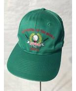 Augusta Georgia Golf Capital Baseball Hat Cap Double Snapback Clubs Tee ... - $11.83