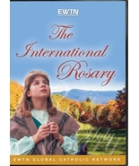 THE INTERNATIONAL ROSARY- EWTN HOME VIDEO - DVD - $22.95