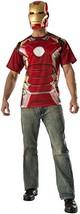 "Rubie's Costume CO Men's Avengers 2 Age Of Mark 43"" Iron Man T-Shirt and... - $542,26 MXN"