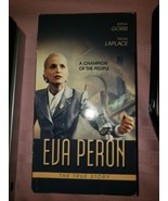 Eva Perón: The True Story VHS A champion of the people  - $13.85