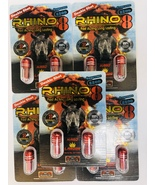 RHINO SUPREME 8800 5pack-10pill combo(LIMITED TIME OFFER) - $49.99
