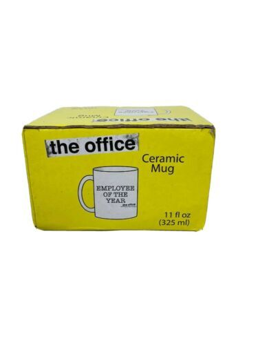 Employee Of The Year The Office Coffee Mug Cup NBC Michael Scott image 2