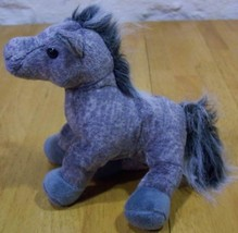 "Ganz GREY ARABIAN HORSE 8"" Plush Stuffed Animal - $15.35"