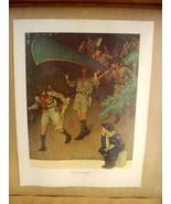 Rockwell Boy Scout Print Presentation Men of Tomorrow - $12.99